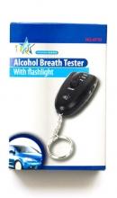 Sleutelhanger alcoholtester