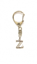 Sleutelhanger filigrijnletter Z