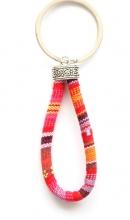 Sleutelhanger Aztec oranje
