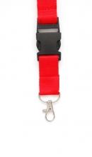 Keycord rood