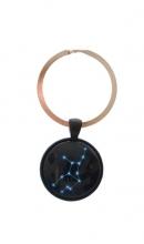 Sleutelhanger sterrenbeeld Maagd