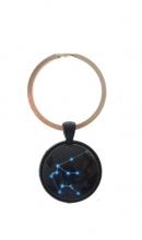 Sleutelhanger sterrenbeeld Waterman