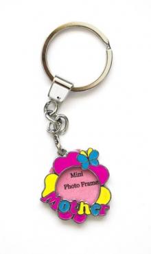 Mini fotolijst mother roze